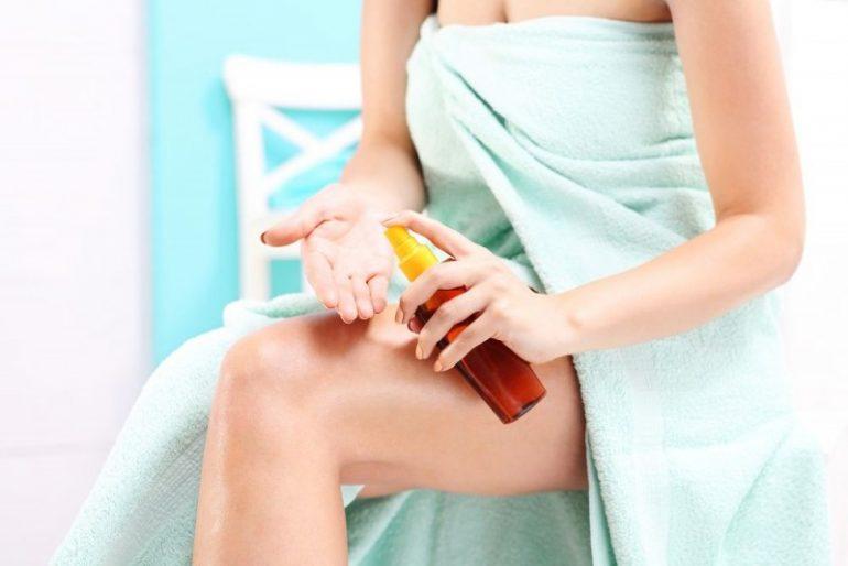 Få blød og smidig hud med kropsolie