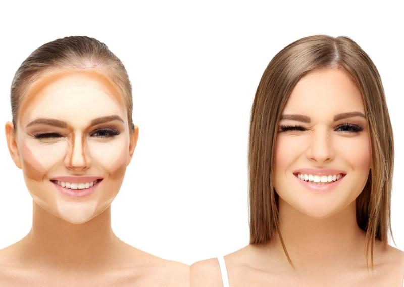 Skab en kæmpe forskel i dit ansigt med contouring - sådan gør du