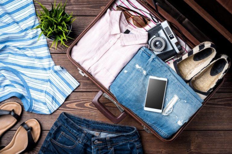 Hold din stil gennemført med en lækker rejsetaske i høj kvalitet