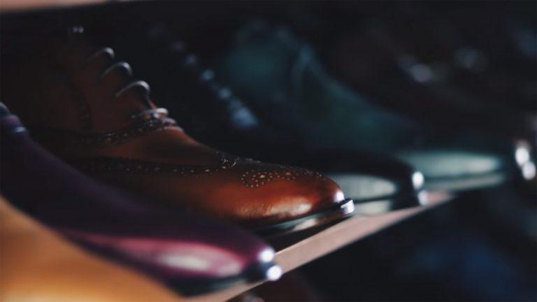 Foretag selv sko og sneaker rens